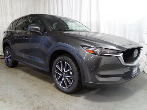 2018 Mazda CX-5 Grand Touring With Navigation