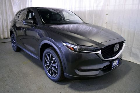 2018 Mazda CX-5 Grand Touring With Navigation & AWD