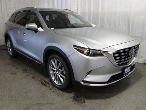 2018 Mazda CX-9 Grand Touring With Navigation & AWD