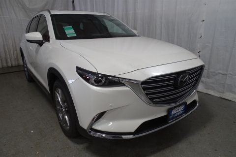 New 2019 Mazda CX-9 Signature
