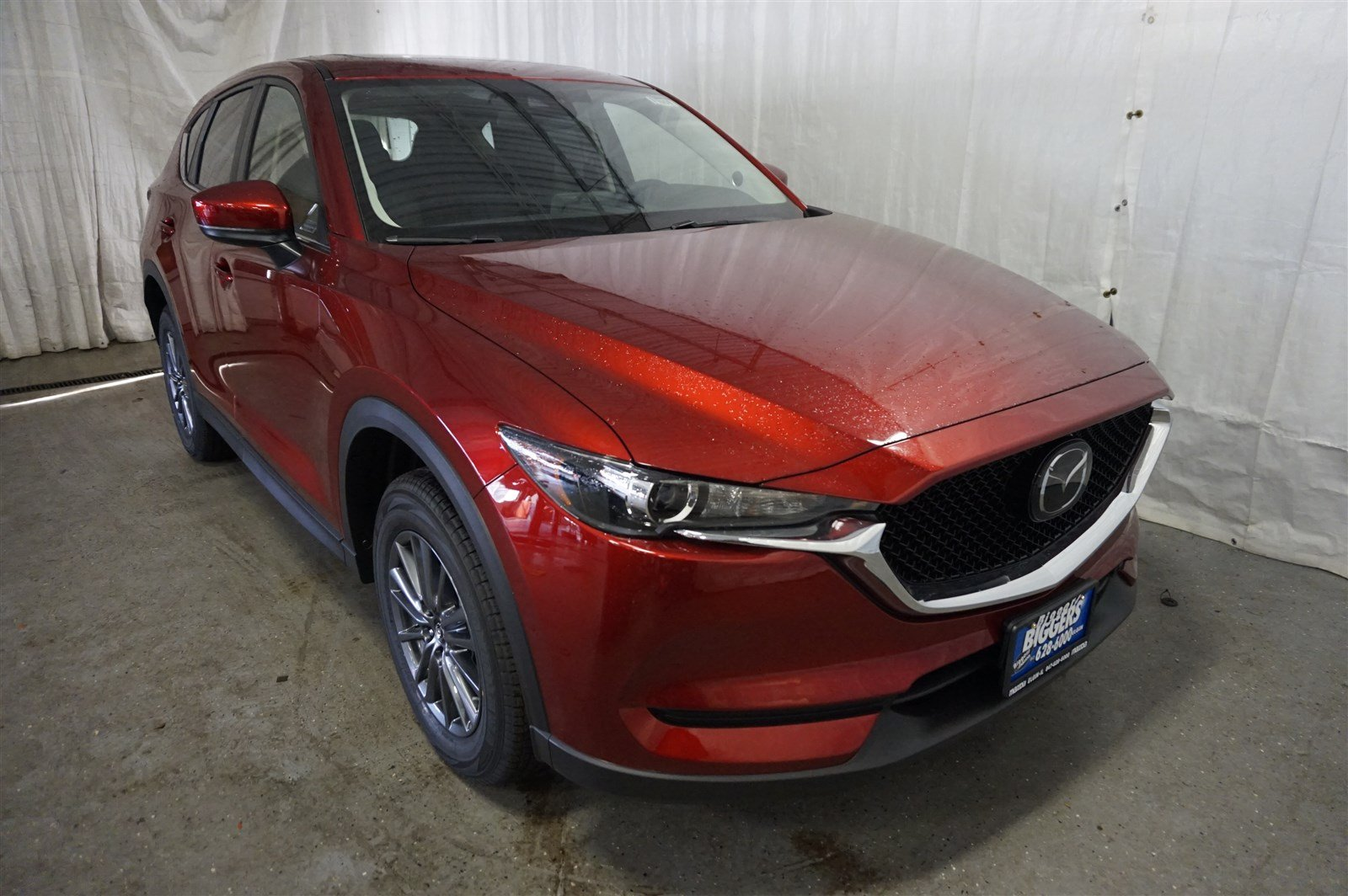 New 2019 Mazda Cx 5 Touring Suv In Oklahoma City K0500201 Bob