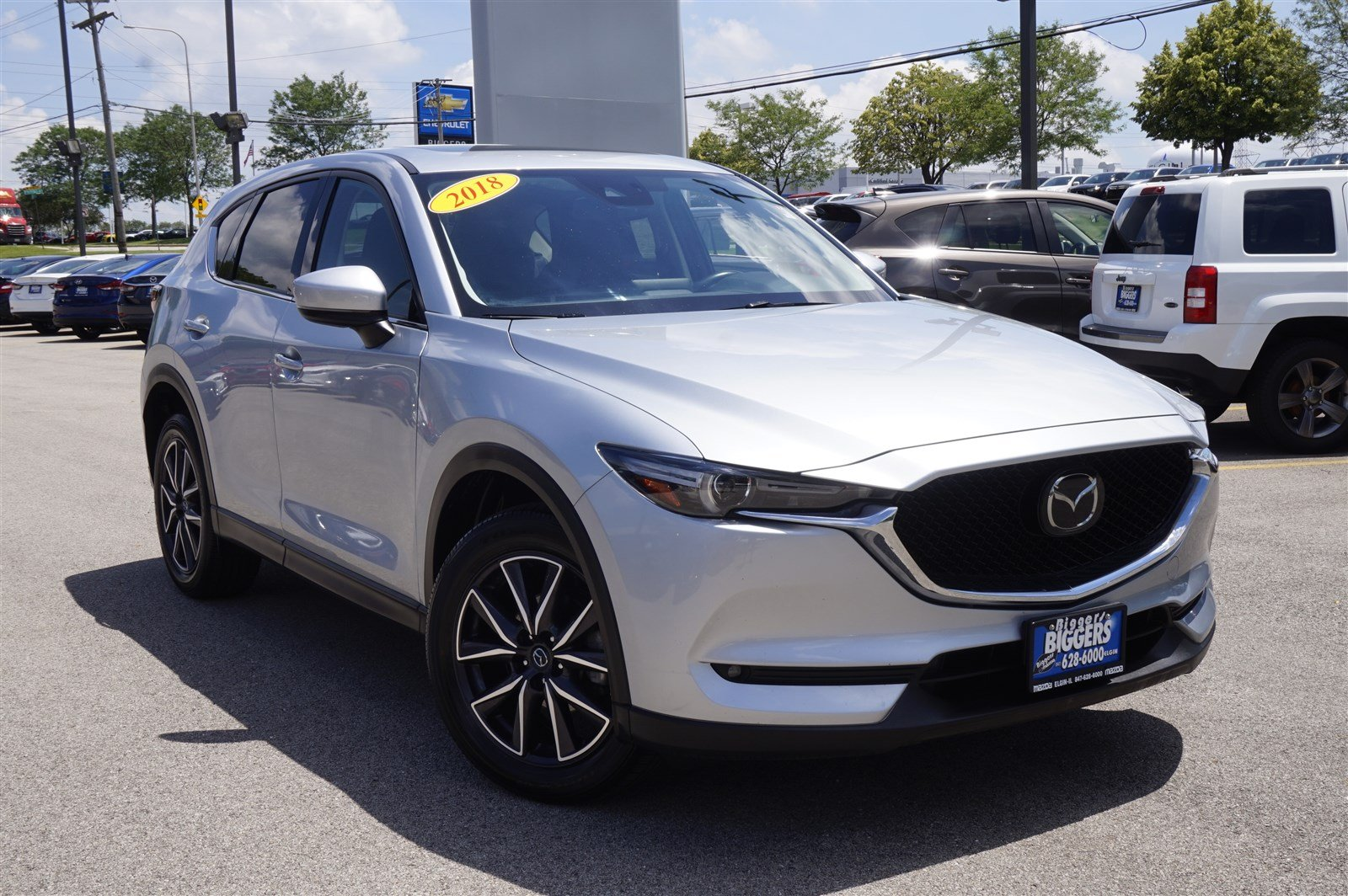 2018 Mazda CX-7: What Rumors Say >> 2018 Mazda Cx 5 Grand Touring With Navigation Awd