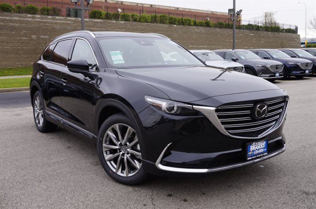 2019 Mazda CX-9: Expectations, Changes >> 2019 Mazda Cx 9 Grand Touring With Navigation Awd